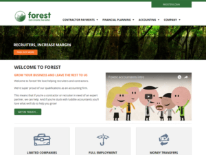 crouch end media forest group