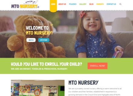 crouch end media mto nursery