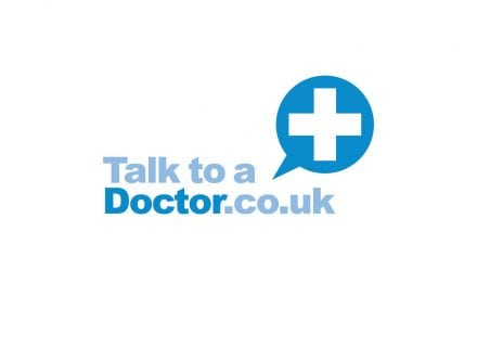 crouch end media talk to a doctor logo