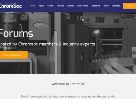 chromsoc website crouch end media