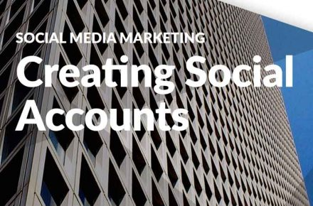 how to set up social media accounts for business